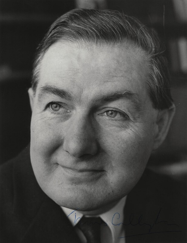 James Callaghan, by Daily Herald, 1960s - NPG x5012 - © Mirrorpix