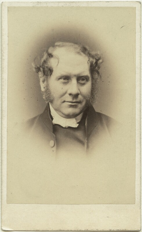 Henry Montagu Villiers, by Cundall, Downes & Co, published by  Mason & Co (Robert Hindry Mason), 1860-1861 - NPG x13264 - © National Portrait Gallery, London