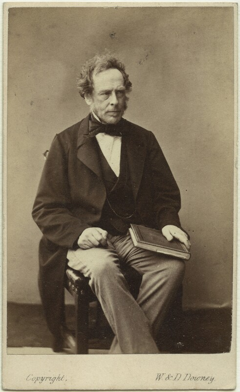 Charles Pelham Villiers, by W. & D. Downey, 1860s - NPG x13263 - © National Portrait Gallery, London