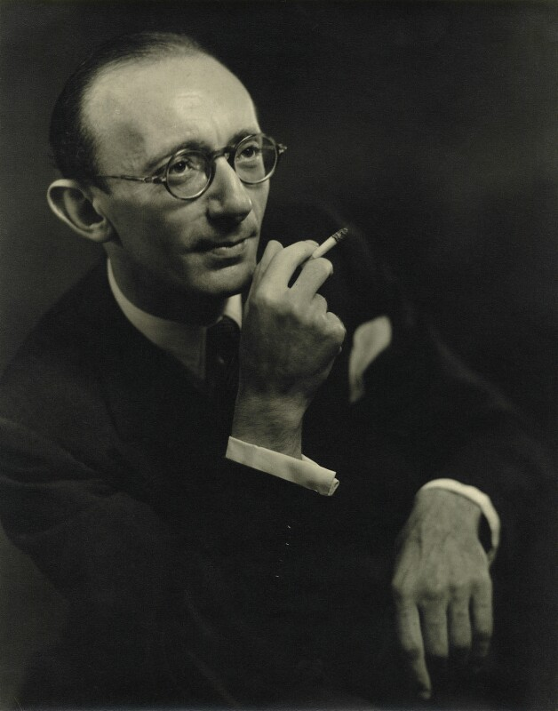 Sir Clifford Michael Curzon, by Karl Pollak, 1940s-1950s - NPG x18498 - © reserved; collection National Portrait Gallery, London