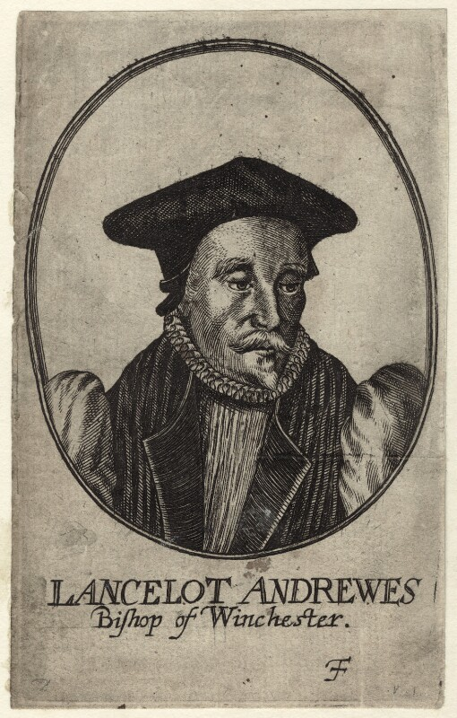 Lancelot Andrewes, after Unknown artist, possibly mid 17th century - NPG D25892 - © National Portrait Gallery, London