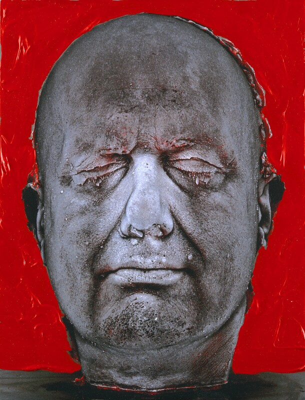 Marc Quinn, by Marc Quinn, 2006 - NPG 6828 - © Marc Quinn and the Paragon Press, 2005