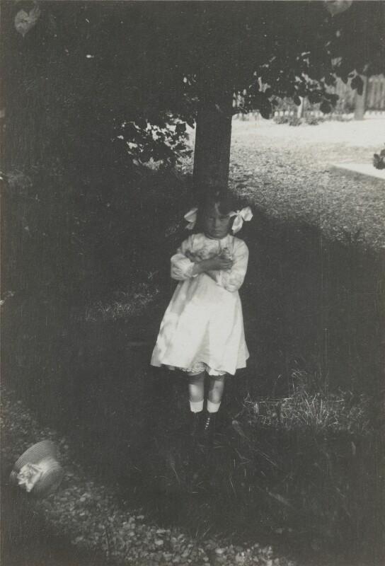 Janie Bussy, by Unknown photographer, circa 1912 - NPG x38592 - © National Portrait Gallery, London