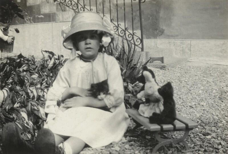Janie Bussy, by Unknown photographer, circa 1912 - NPG x38590 - © National Portrait Gallery, London