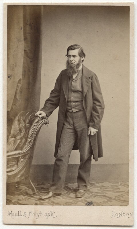 Thomas Henry Huxley, by Maull & Polyblank, early 1860s - NPG x45092 - © National Portrait Gallery, London