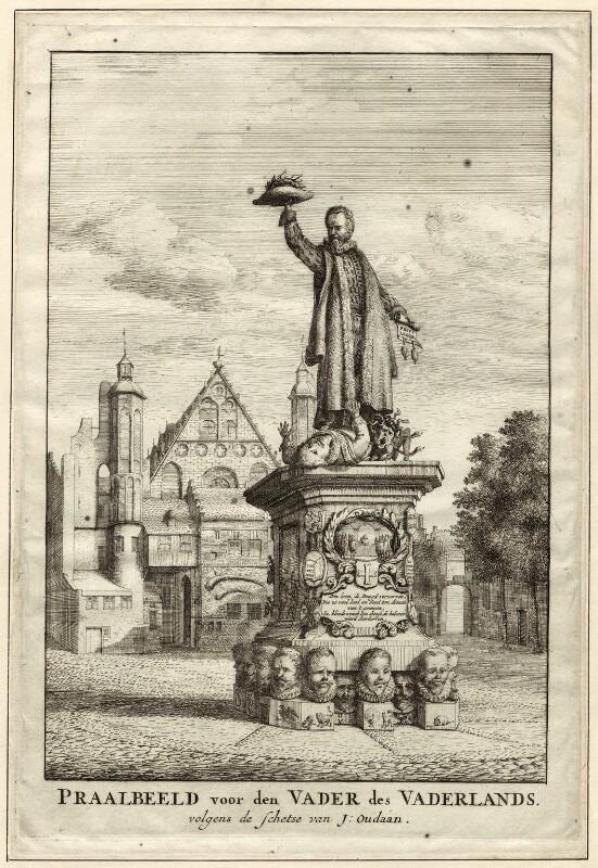 Sir John van Olden Barnavelt (Johan van Oldenbarnevelt), after Unknown artist, 17th century - NPG D26239 - © National Portrait Gallery, London