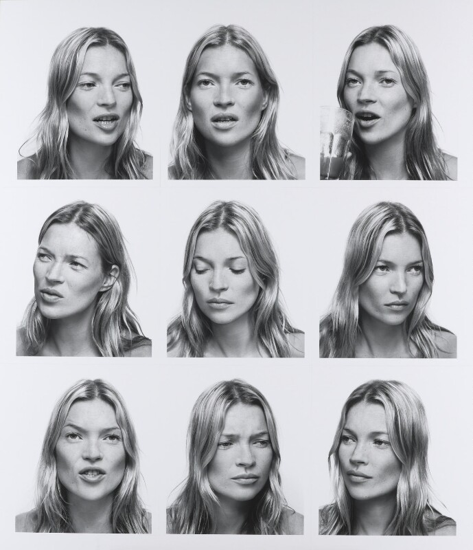 Kate Moss, by Corinne Day, 2006 - NPG P1274 - © Estate of Corinne Day / Commissioned by the National Portrait Gallery, London / trunkarchive.com