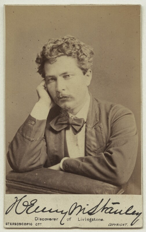 Sir Henry Morton Stanley, by London Stereoscopic & Photographic Company, 1872 - NPG x76513 - © National Portrait Gallery, London