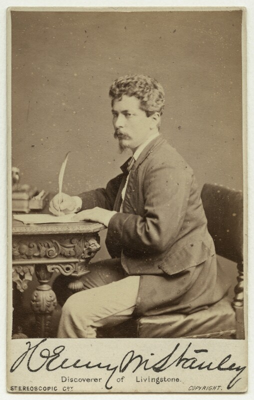 Sir Henry Morton Stanley, by London Stereoscopic & Photographic Company, 1872 - NPG x12934 - © National Portrait Gallery, London