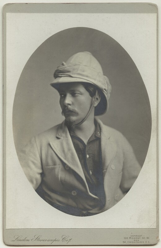 Sir Henry Morton Stanley, by London Stereoscopic & Photographic Company, circa 1900s (1872) - NPG x32119 - © National Portrait Gallery, London