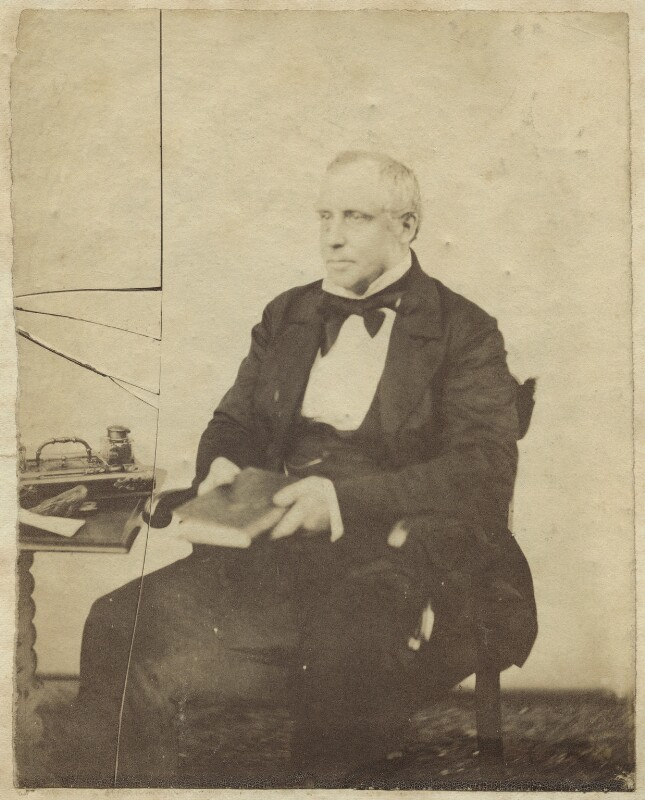 Sir James William Colvile, by Unknown photographer, 1860s - NPG x26175 - © National Portrait Gallery, London