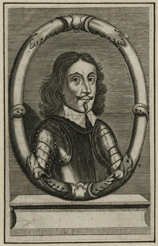 Arthur Capel, 1st Baron Capel, after Unknown artist, late 17th century - NPG D26659 - © National Portrait Gallery, London