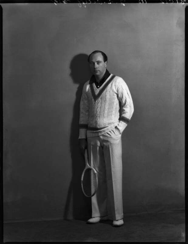 John Sheldon Olliff, by Bassano Ltd, 4 March 1936 - NPG x151940 - © National Portrait Gallery, London