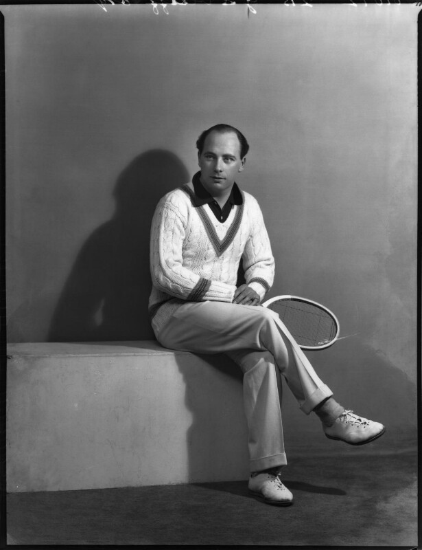 John Sheldon Olliff, by Bassano Ltd, 4 March 1936 - NPG x151941 - © National Portrait Gallery, London