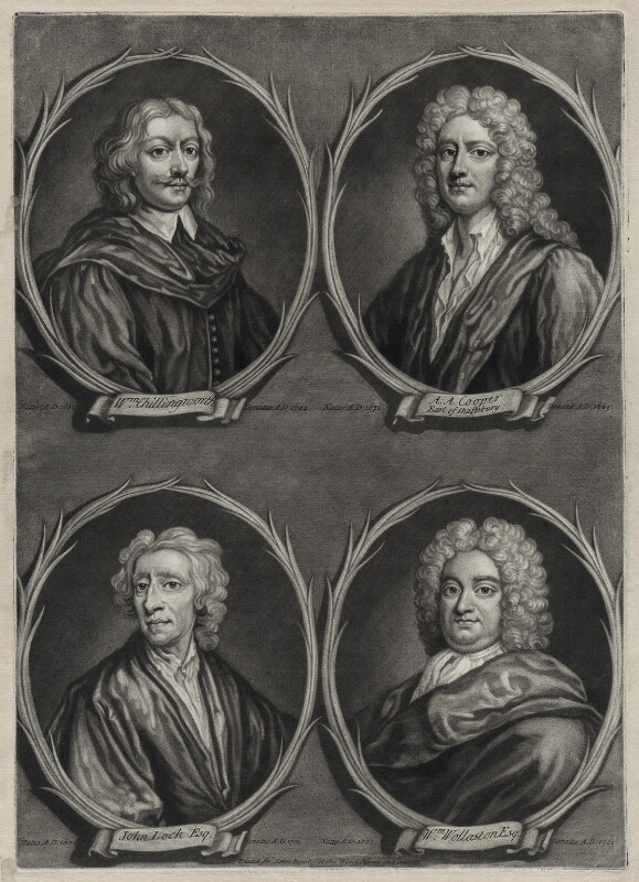 Worthies of Britain, by Francis Kyte, published by  John Bowles, early to mid 18th century - NPG D26773 - © National Portrait Gallery, London