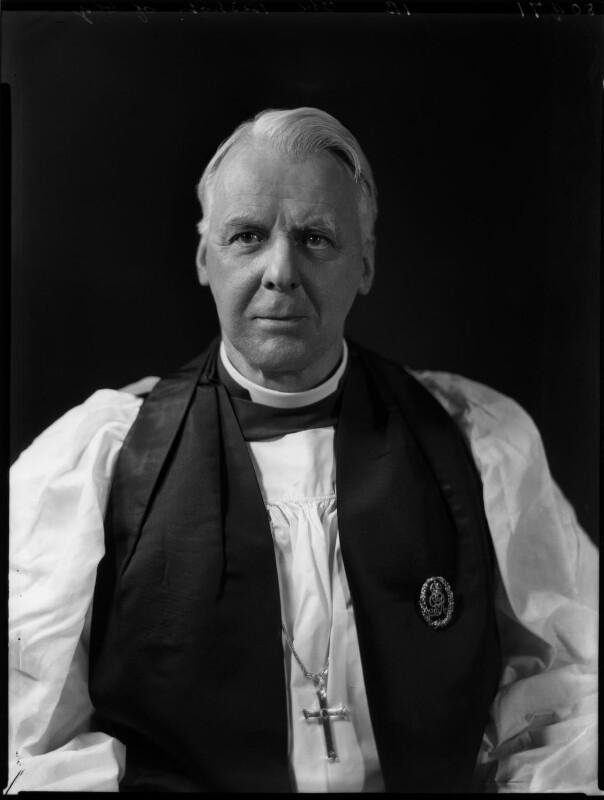Bernard Oliver Francis Heywood, by Bassano Ltd, 24 February 1936 - NPG x152093 - © National Portrait Gallery, London