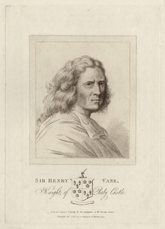 Sir Henry Vane the Elder, published by George Smeeton, published 1 October 1814 - NPG D26922 - © National Portrait Gallery, London