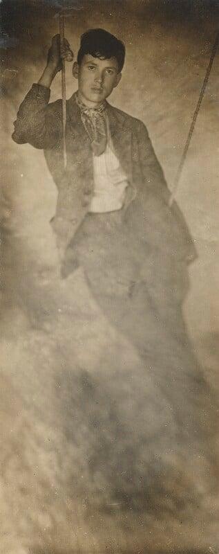 Robin John, by (Charles) John Hope-Johnstone, 1922 - NPG P134(6) - © reserved; collection National Portrait Gallery, London