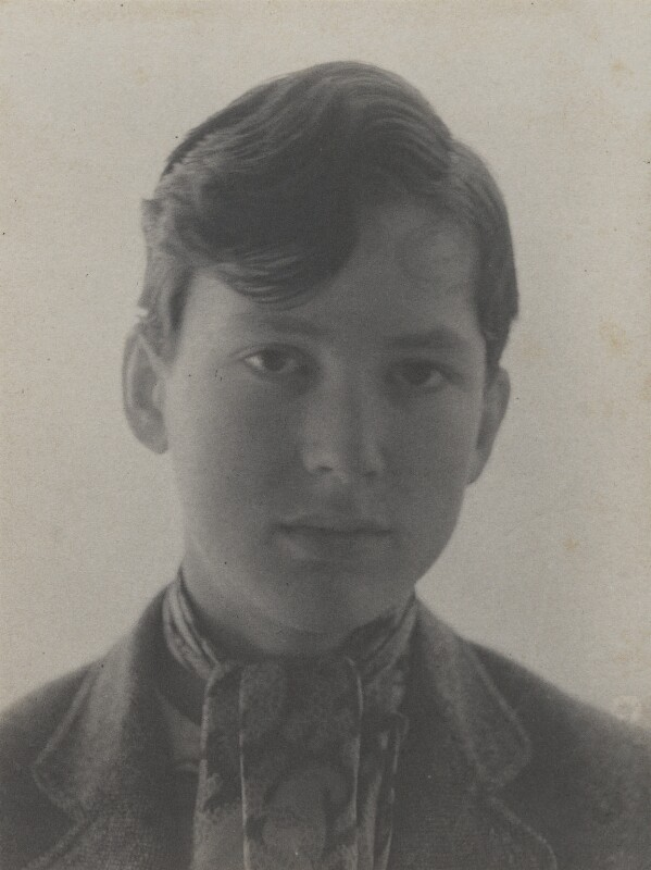 Robin John, by (Charles) John Hope-Johnstone, 1922 - NPG P134(15) - © reserved; collection National Portrait Gallery, London