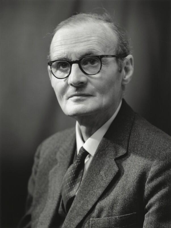 Sir Hugh Francis Ivo Elliott, by Bassano Ltd, 27 October 1971 - NPG x172894 - © National Portrait Gallery, London