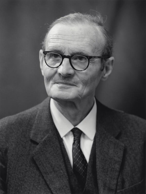 Sir Hugh Francis Ivo Elliott, by Bassano Ltd, 27 October 1971 - NPG x172895 - © National Portrait Gallery, London