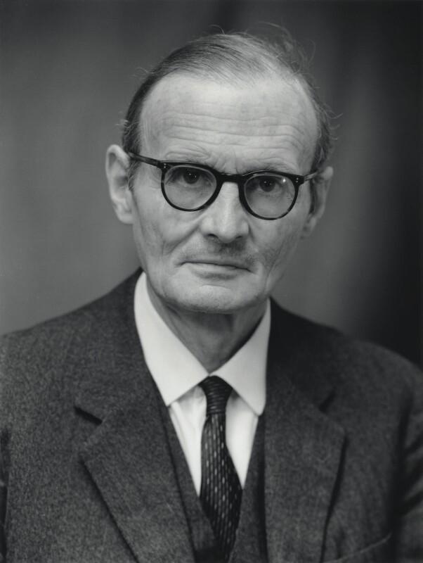 Sir Hugh Francis Ivo Elliott, by Bassano Ltd, 27 October 1971 - NPG x172896 - © National Portrait Gallery, London