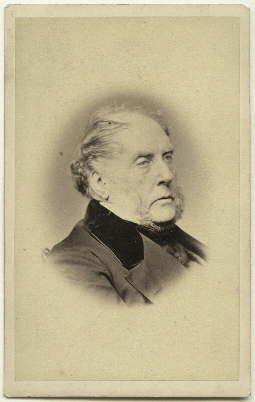 Sir Archibald Alison, 1st Bt, by Alexander McNab, published by  Mason & Co (Robert Hindry Mason), 1862 - NPG x43 - © National Portrait Gallery, London