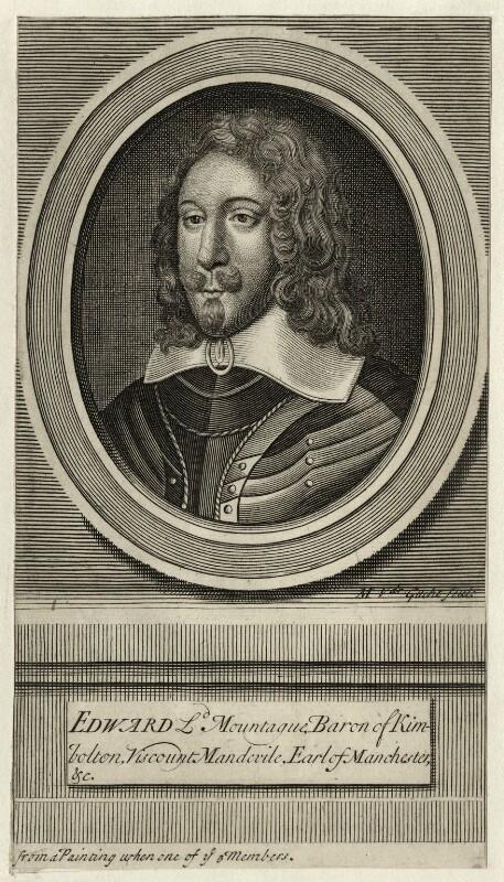 Edward Montagu, 2nd Earl of Manchester, by Michael Vandergucht, 1713 - NPG D27133 - © National Portrait Gallery, London