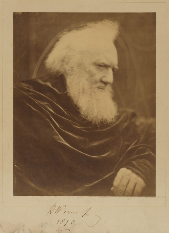 Henry Thoby Prinsep, by Julia Margaret Cameron, 1866 - NPG x18014 - © National Portrait Gallery, London