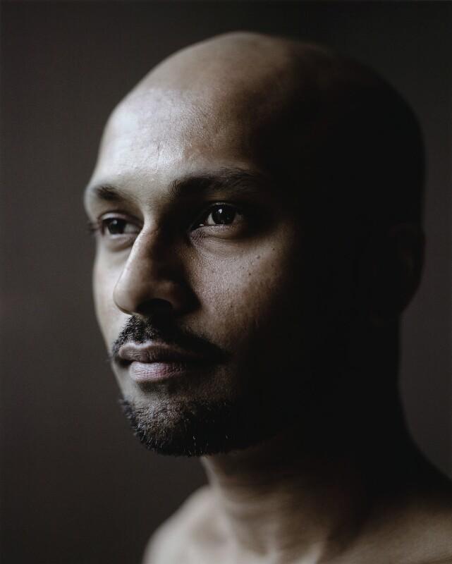 Akram Khan, by Paul Stuart, 23 April 2007 - NPG x131222 - © Paul Stuart