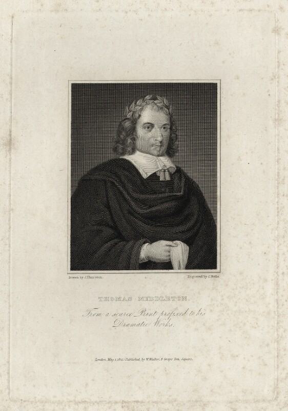 Thomas Middleton, by Charles Rolls, after  John Thurston, published 1821 - NPG D27813 - © National Portrait Gallery, London