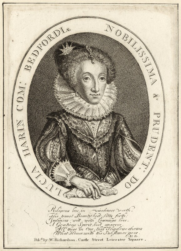lucy russell countess of bedford