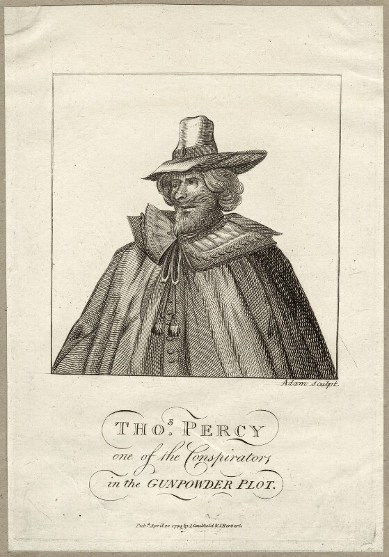 Thomas Percy, by Adam, published by  James Caulfield, published by  Isaac Herbert, published 20 April 1794 - NPG D28147 - © National Portrait Gallery, London