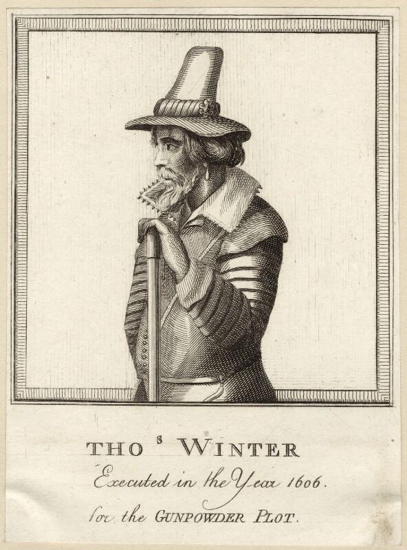 Thomas Winter, by Adam, published 1794 - NPG D28148 - © National Portrait Gallery, London