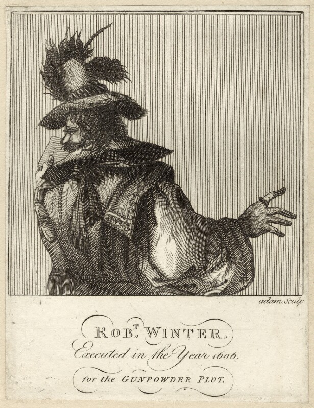 Robert Winter, by Adam, published 1794 - NPG D28149 - © National Portrait Gallery, London