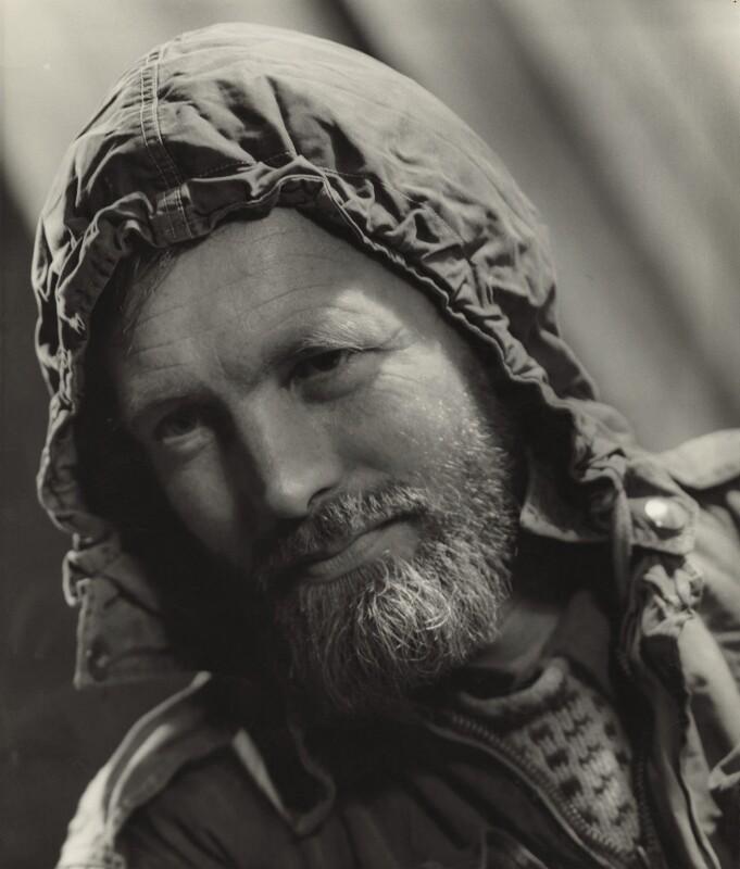 Verner Duncan Carse, by Howard Coster, 1955 - NPG x2215 - © National Portrait Gallery, London