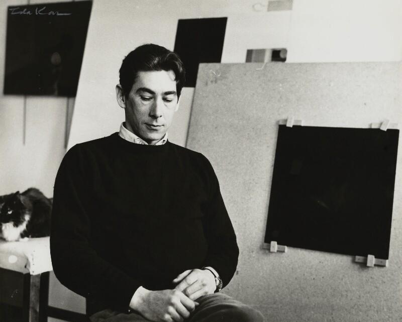David Tindle, by Ida Kar, 1960s - NPG x131261 - © National Portrait Gallery, London