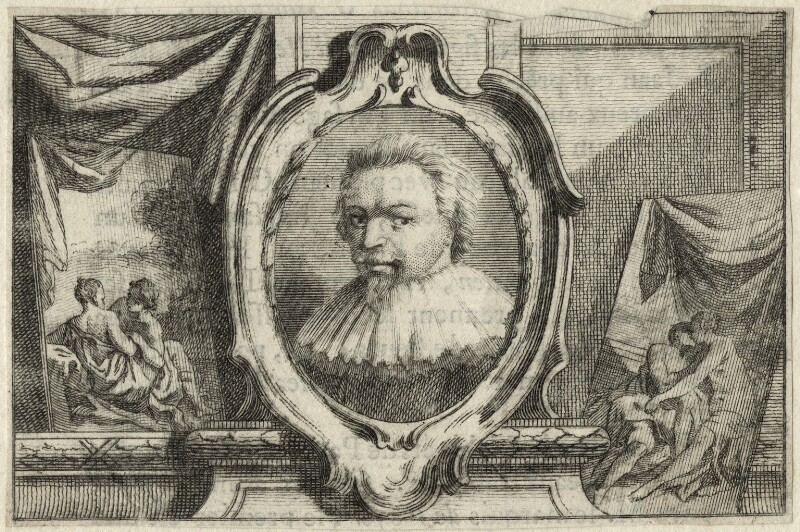 Jan Simonsz. Torrentius (called Van der Beeck), after Unknown artist, 18th century - NPG D28322 - © National Portrait Gallery, London
