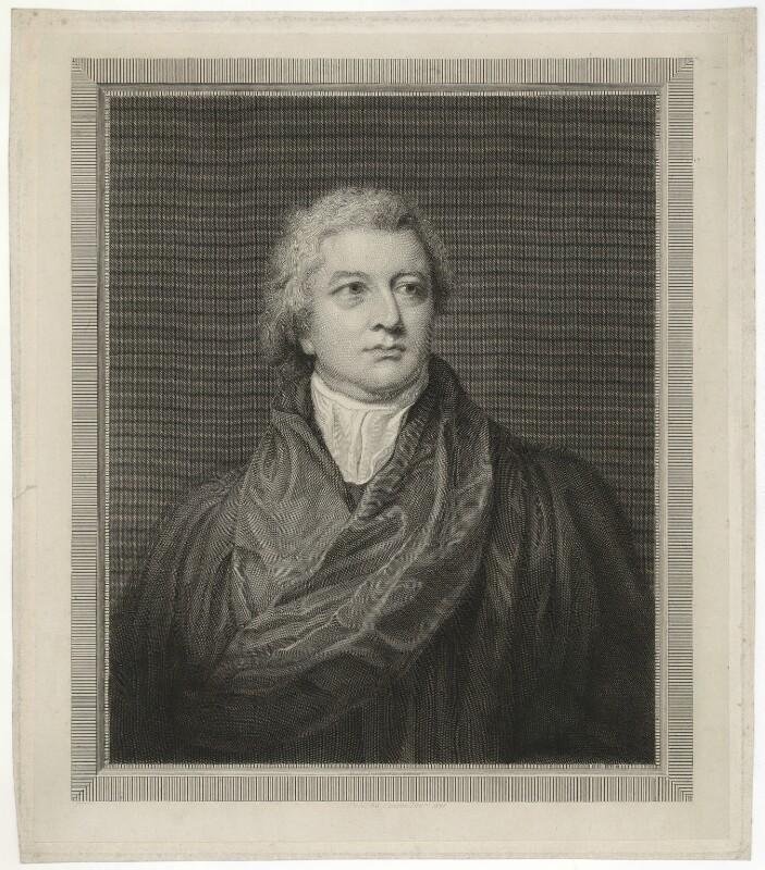 Charles Burney, by William Sharp, published 1 December 1821 - NPG D32430 - © National Portrait Gallery, London