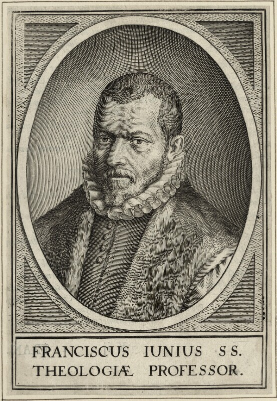 Franciscus Junius the Elder, after Unknown artist, mid 17th century - NPG D28626 - © National Portrait Gallery, London