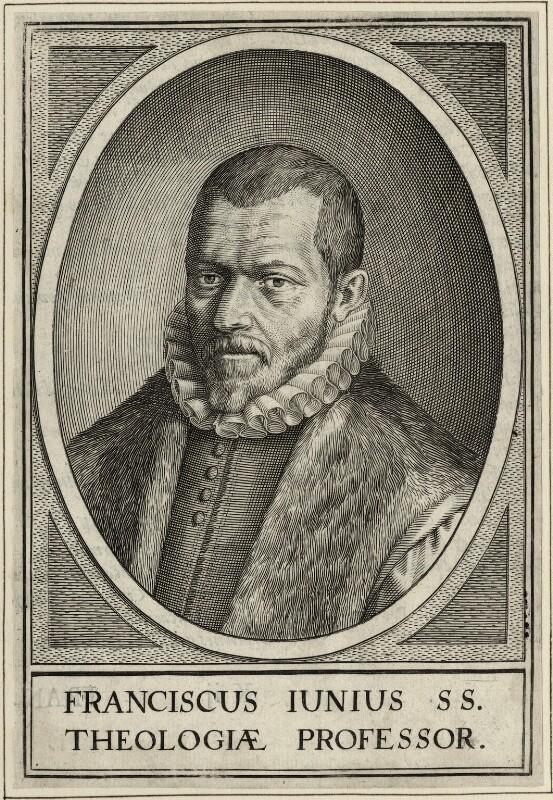 Franciscus Junius the Elder, after Unknown artist, mid 17th century - NPG D28626 - © National Portrait Gallery, London