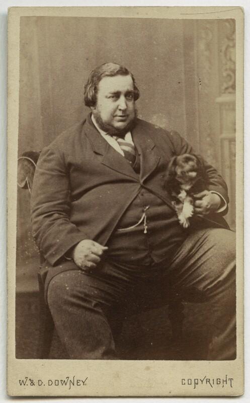 Arthur Orton, by W. & D. Downey, circa 1871-1874 - NPG x75761 - © National Portrait Gallery, London