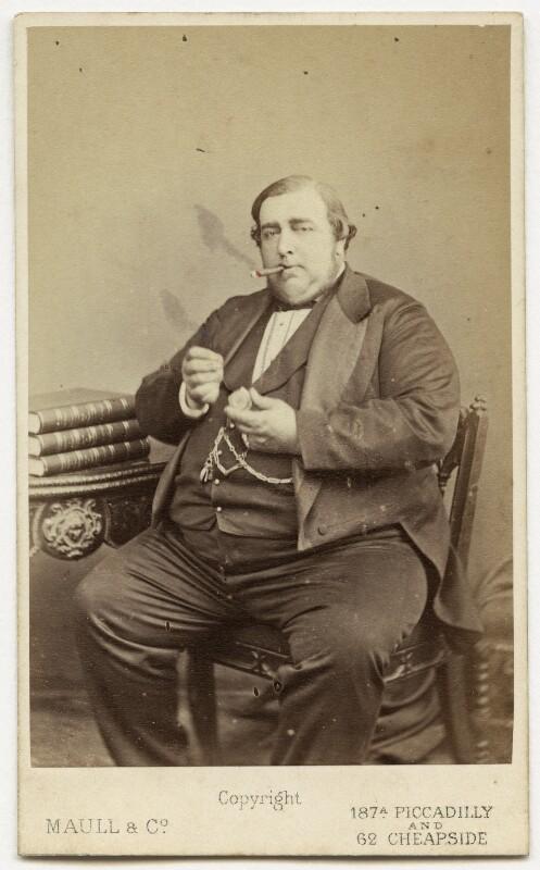 Arthur Orton, by Maull & Co, 1871 - NPG x76202 - © National Portrait Gallery, London