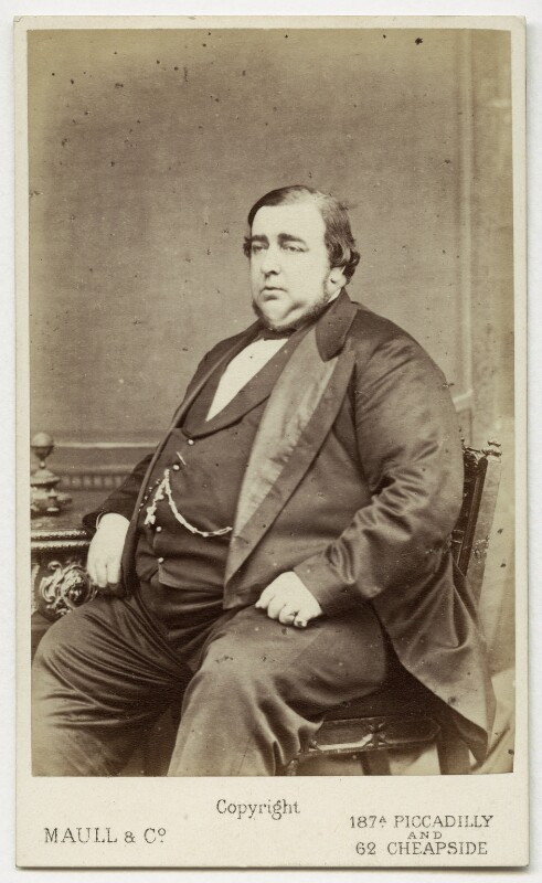 Arthur Orton, by Maull & Co, 1871 - NPG x45946 - © National Portrait Gallery, London