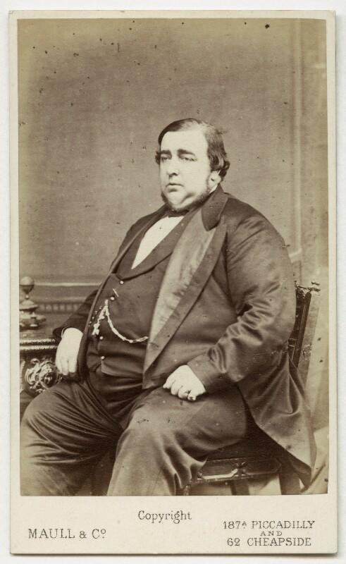 Arthur Orton, by Maull & Co, 1871 - NPG x45946 - © National Portrait Gallery, London