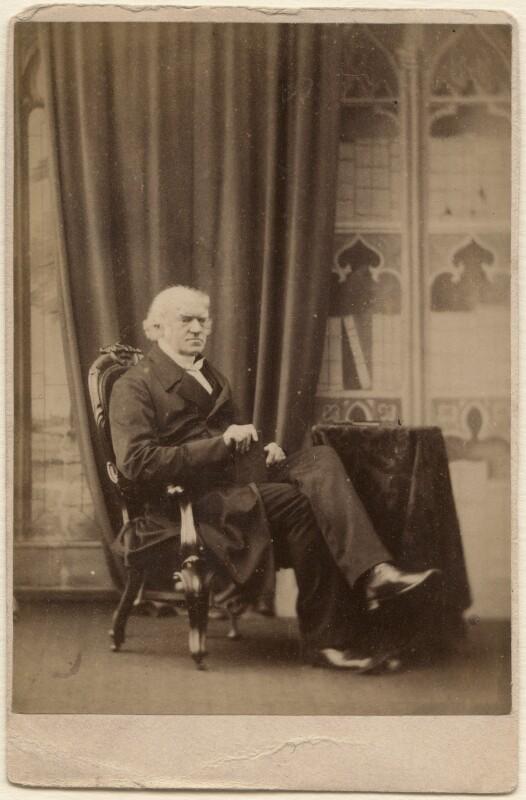Francis Kilvert, by John Daniel Cogan, early 1860s - NPG Ax47085 - © National Portrait Gallery, London