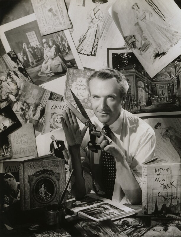 Cecil Beaton, by Angus McBean, 1949 - NPG P1294 - © National Portrait Gallery, London