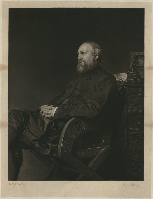 Henry Montagu Butler, by Frank Sternberg, after  Sir Hubert von Herkomer, 1888 - NPG D32490 - © National Portrait Gallery, London
