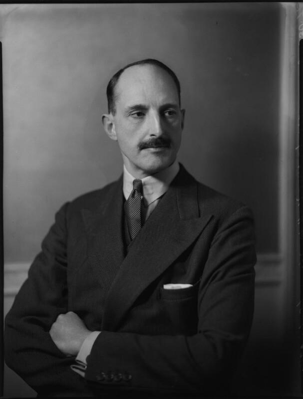 Archibald Henry Maule Ramsay, by Bassano Ltd, 25 January 1937 - NPG x152544 - © National Portrait Gallery, London