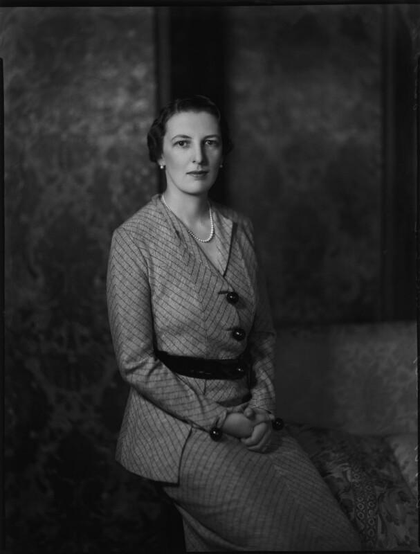 Dame Margaret Wakehurst, by Bassano Ltd, 30 January 1937 - NPG x152559 - © National Portrait Gallery, London